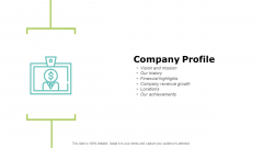 Company Profile Marketing Ppt PowerPoint Presentation Layouts Templates