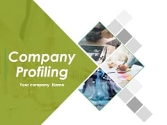 Company Profiling Ppt PowerPoint Presentation Complete Deck With Slides