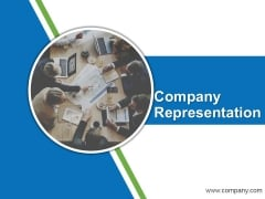 Company Representation Ppt PowerPoint Presentation Complete Deck With Slides