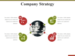 Company Strategy Ppt PowerPoint Presentation Gallery Format