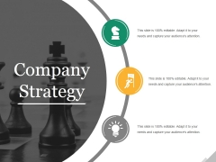 Company Strategy Ppt PowerPoint Presentation Infographic Template Clipart Images