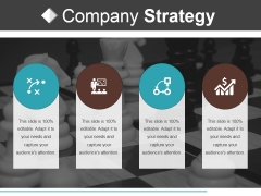 Company Strategy Ppt PowerPoint Presentation Model Background Image