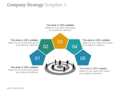 Company Strategy Template 1 Ppt PowerPoint Presentation Example