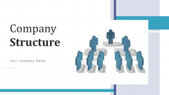 Company Structure Marketing Finance Ppt PowerPoint Presentation Complete Deck With Slides