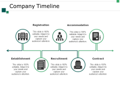Company Timeline Ppt PowerPoint Presentation Icon Format Ideas
