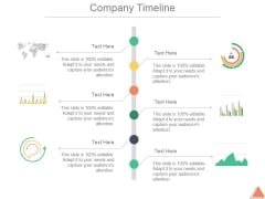 Company Timeline Ppt PowerPoint Presentation Styles