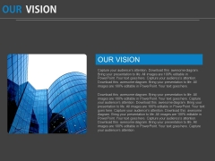 Company Vision Corporate Graphics Powerpoint Slides