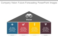 Company Vision Future Forecasting Powerpoint Images