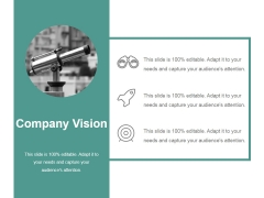 Company Vision Ppt PowerPoint Presentation Guide