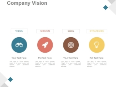 Company Vision Ppt PowerPoint Presentation Ideas