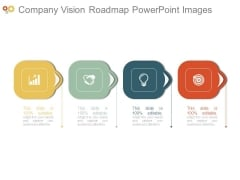 Company Vision Roadmap Powerpoint Images