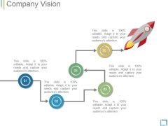 Company Vision Template 1 Ppt PowerPoint Presentation Information