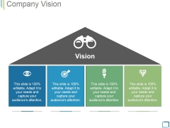 Company Vision Template 2 Ppt PowerPoint Presentation Information