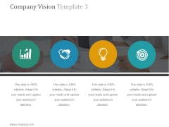 Company Vision Template 3 Ppt PowerPoint Presentation Slide