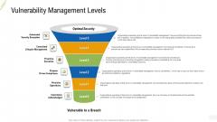 Company Vulnerability Administration Vulnerability Management Levels Elements PDF
