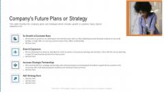 Companys Future Plans Or Strategy Summary PDF