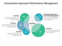 Comparative Approach Performance Management Ppt PowerPoint Presentation Ideas Example Cpb