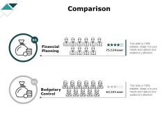 Comparison Business Management Ppt PowerPoint Presentation Professional Structure