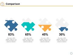 Comparison Finance Ppt PowerPoint Presentation Slides Influencers
