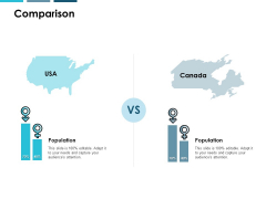 Comparison Management Marketing Ppt PowerPoint Presentation Icon Objects