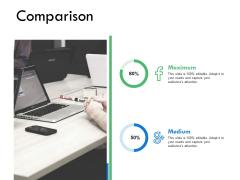 Comparison Maximum Medium Ppt PowerPoint Presentation Portfolio Objects