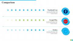 Comparison Ppt Pictures Information PDF