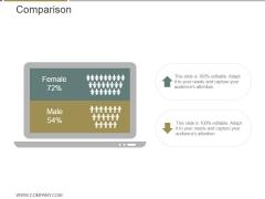 Comparison Ppt PowerPoint Presentation Backgrounds