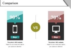 Comparison Ppt PowerPoint Presentation File Format Ideas