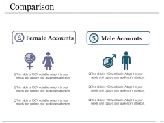 Comparison Ppt PowerPoint Presentation File Gallery