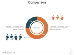 Comparison Ppt PowerPoint Presentation File Layout Ideas