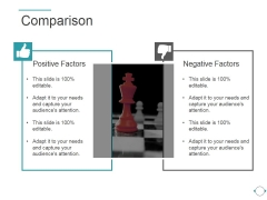 Comparison Ppt PowerPoint Presentation Gallery Styles