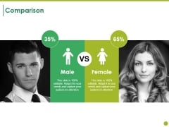 Comparison Ppt PowerPoint Presentation Icon Elements