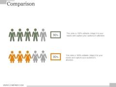 Comparison Ppt PowerPoint Presentation Icon