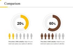 Comparison Ppt PowerPoint Presentation Ideas Example