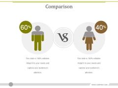 Comparison Ppt PowerPoint Presentation Ideas Outline