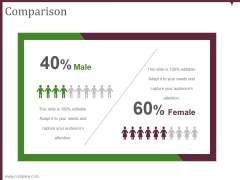 Comparison Ppt PowerPoint Presentation Infographic Template Backgrounds