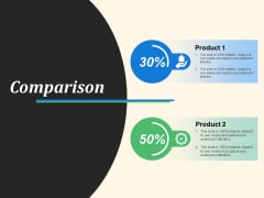 Comparison Ppt PowerPoint Presentation Infographic Template Skills
