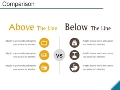 Comparison Ppt PowerPoint Presentation Inspiration Show