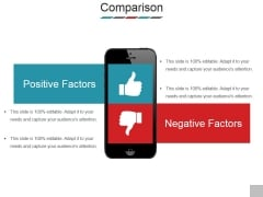 Comparison Ppt PowerPoint Presentation Inspiration Templates