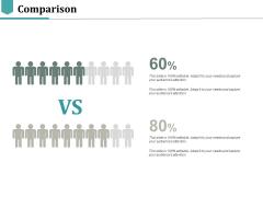 Comparison Ppt PowerPoint Presentation Model Ideas