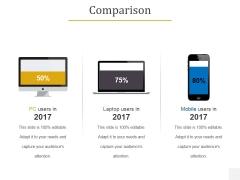 Comparison Ppt PowerPoint Presentation Outline Files