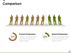 Comparison Ppt PowerPoint Presentation Outline Gridlines