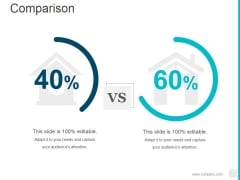 Comparison Ppt PowerPoint Presentation Outline Infographics