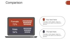 Comparison Ppt PowerPoint Presentation Show Slides