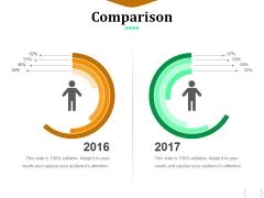 Comparison Ppt PowerPoint Presentation Styles Graphics