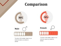 Comparison Ppt PowerPoint Presentation Summary Brochure