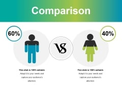 Comparison Ppt PowerPoint Presentation Summary Outfit