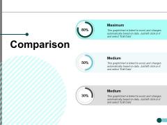 Comparison Slide Male Female Marketing Ppt PowerPoint Presentation File Slideshow