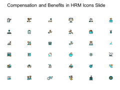 Compensation And Benefits In Hrm Icons Slide Growth Ppt PowerPoint Presentation Slides Backgrounds