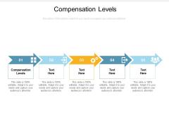 Compensation Levels Ppt PowerPoint Presentation Outline Inspiration Cpb
